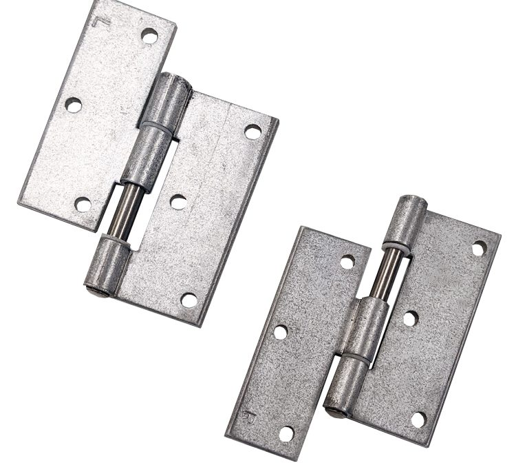 Sierra Pacific has a new product family of corrosion resistant hinges