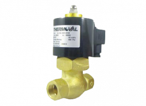 Thermoval Steam Solenoid Valve